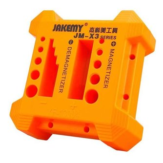Jakemy JM-X3 Magnetiseerder & Demagnetiseerder Tool