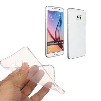 Transparant Hoesje Voor Samsung Galaxy S6 Edge Plus