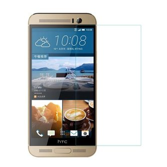 Screenprotector Glas HTC One M9+
