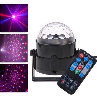 3 W LED Discobal