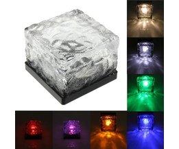 Waterproof LED Lamp voor in het Zwembad