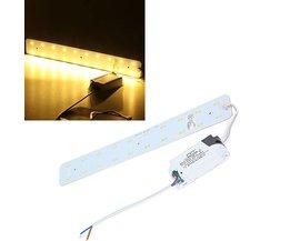 10W LED Strip Voor Plafond Met Driver