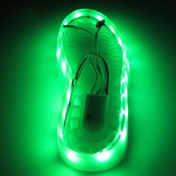 Oplaadbare LED Verlichting voor Schoenen 1M kopen? I MyXLshop (Tip)