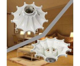 Lamphouder voor E27 250V 6A Lamp