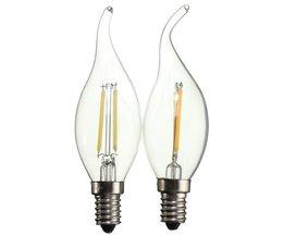 LED Kaarslamp Met 2W Sterkte