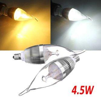 E12 Dimbare Kaarslamp In Twee Kleuren