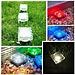 Tuin LED Lamp In IJsblok Vorm