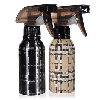Lege Sprayfles met Ruitpatroon (120ml)