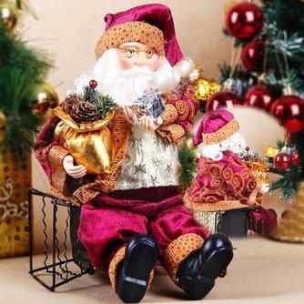 Mini Kerstman Kerstversiering Voor Thuis