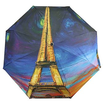 Eiffeltoren Paraplu Anti UV 3