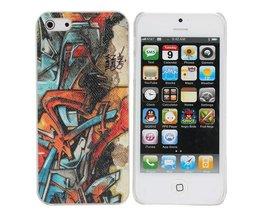 Leren Hoesje voor iPhone 5/5S