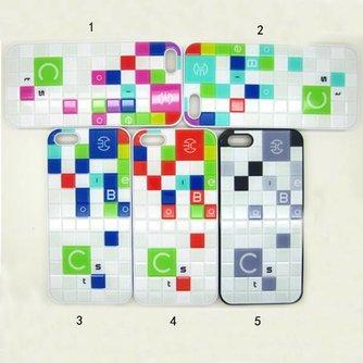 Telefoonhoesje voor iPhone 5 Mozaiek