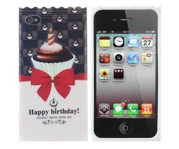 Happy Birthday Hoes Voor iPhone 5 & 5S