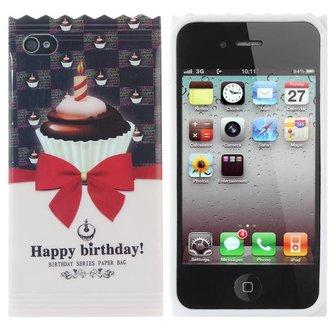 Happy Birthday Hoes Voor iPhone 5 & 5S
