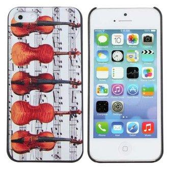 Hoes Met Gitaren Voor iPhone 5 & 5S