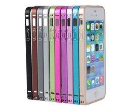 Aluminium Bumpers voor iPhone 5 & 5S