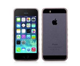 Aluminium Bumper voor iPhone 5S en 5