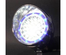Koplamp Harley Davidson, Chopper, Touring, Custom Bike