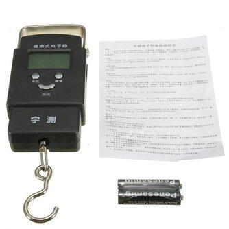 Elektronische Weegschaal Voor Koffers