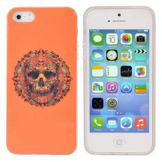Iphone 5 Hoesje Doodskop