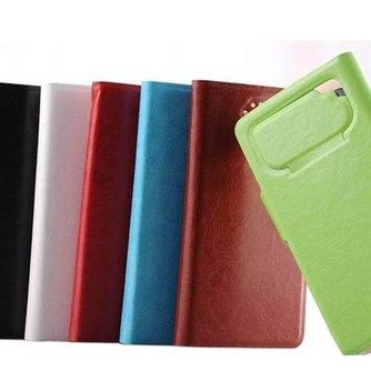 Leren Hoes Voor iPhone 5 & 5S In Meerdere Kleuren
