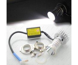 Tweede Generatie LED Koplamp Motor H6 20W met Epistar Chip