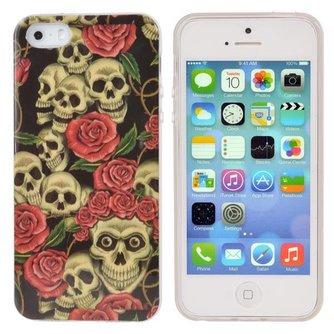 Telefoonhoesje voor iPhone 5s en 5