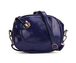 Kleine Handtas Blauw