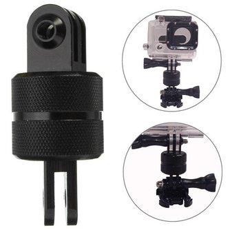 Camera Statief Adapter voor Gopro Hero 1 2 3 + 4, SJcam
