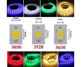 60 Lampjes LED Strip