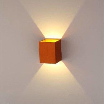 Kubus LED Muur Lamp