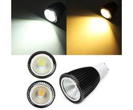 GU10 LED Spotje 7W
