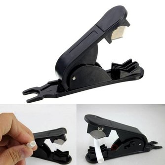 15mm Pijpensnijder met Scherp Roestvrijstalen Mes