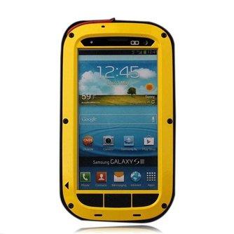 Waterproof Siliconen Beschermhoesje voor de Samsung Galaxy S3 i9300