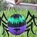 Halloween Spin Lantaarn met LED Lampje