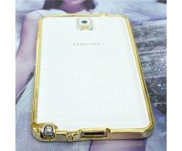 Luxe Metalen Frame met Bling voor de Samsung Galaxy Note 3 N9000