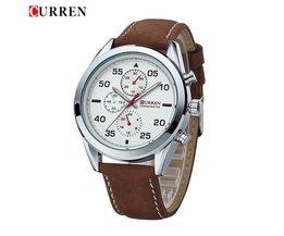 Lederen Horloge Waterproof