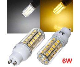 LED Corn Licht 6W