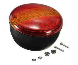 LED Verlichting Motorfiets Rond