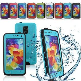 Waterproof Beschermhoesje voor de Samsung Galaxy S5