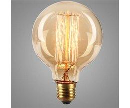 Vintage Lamp Edison 40W