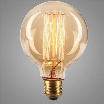 Vintage Lamp Edison 4W