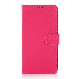 Beschermhoesje van PU Leer voor de Samsung Note 4 N9100