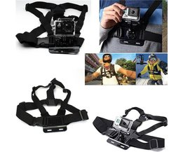Chest Harness voor GoPro