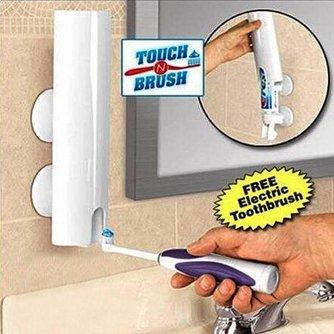 Tandpasta Dispenser