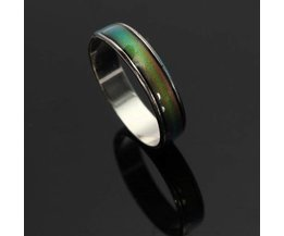 Mood Ring In Verschillende Maten