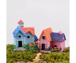 Mini Decoratie Huisje