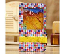 Leren Telefoonhoesje voor Samsung Galaxy Note 3