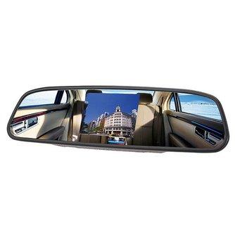 """Spiegel Monitor 3,5"""" TFT/LCD voor de Auto"""