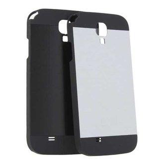 Ultradun Zwart-Wit Beschermhoesje voor de Samsung Galaxy S4 I9500